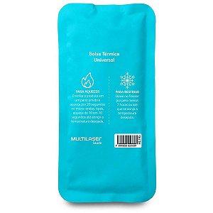 Bolsa Terapêutica Azul 12,5x25cm Multilaser