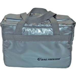 Bolsa Térmica Ct Bag Freezer 14lts Prata Cotermico
