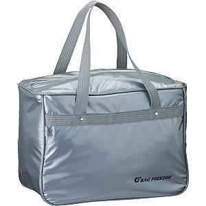 Bolsa Térmica Ct Bag Freezer 26lts. Prata Cotermico