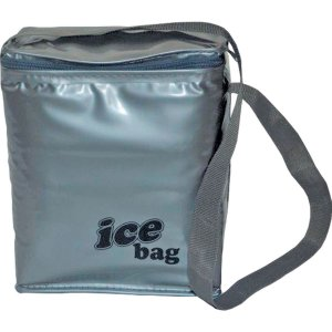 Bolsa Térmica Ct Bag Freezer Semi 5lts.Prata Cotermico
