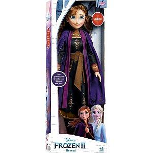 Boneca Frozen 2 Anna Mini My Size 55c Baby Brink