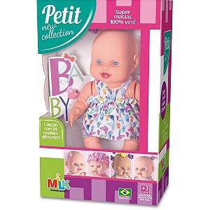 Boneca Petit New Collection C/Chuquin Milk
