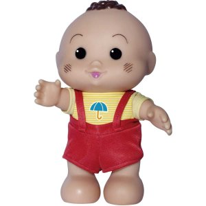 Boneca T.Monica Cascao 24cm Baby Brink