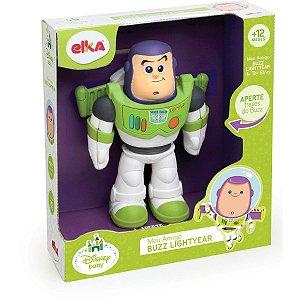 Boneco E Personagem Buzz Lightyear C/Som 23cm. Elka