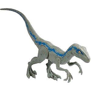 Boneco E Personagem Jurassic World Fig. Basica 30c Mattel