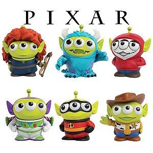 Boneco E Personagem Pixar Sortimento Marcianos Mattel