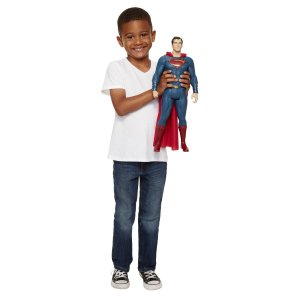 Boneco E Personagem Superman Liga Da Justica 50cm Mimo