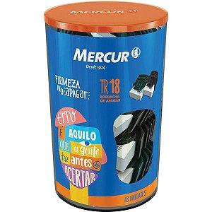 Borracha Branca Tr-18 Capa Plastica Mercur
