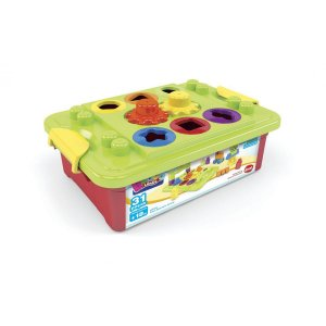 Brinquedo Educativo Caixa Educativa 31 Pecas Dismat