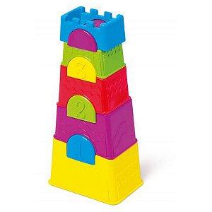 Brinquedo Educativo Torre Maluca Tateti