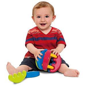 Brinquedo Para Bebê Baby Gomos Sortidos Merco Toys
