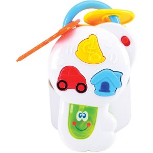 Brinquedo Para Bebê Chaveiro Musical Rf982 Toy Mix