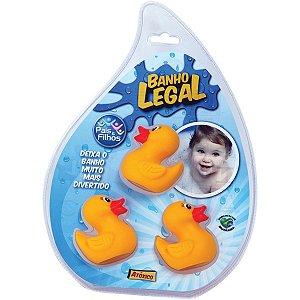 Brinquedo Para Bebê Conjunto De Patinhos Pais E Filhos