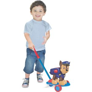 Brinquedo Para Bebê Patrulha Canina Marshall Empur Lider