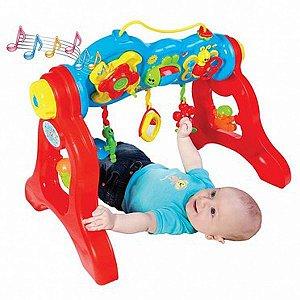 Brinquedo Para Bebê Play Gym Maral Maral