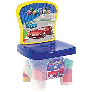 Brinquedo Para Montar Kidverte Carros C/28 Pecas Big Star