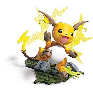 Brinquedo Para Montar Pokemon Pct Com Poder Mattel