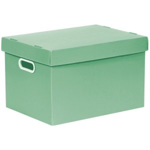 Caixa Organizadora Candy Vd/P 310x190x230 Pq Polycart