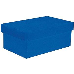 Caixa Organizadora Novaonda Azul Mini 285x175 Polibras