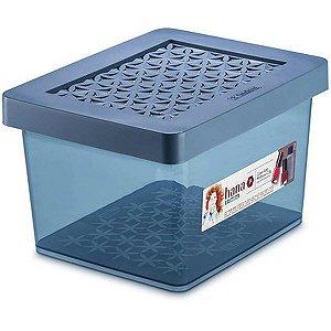 Caixa Plástica Multiuso Alta Multiuso Gelo 2,8l Ordene