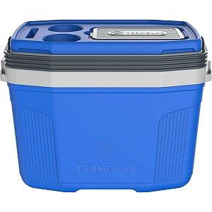 Caixa Térmica Suv 20 Litros Azul Termolar