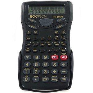 Calculadora Cientifica 240 Funcoes 12dig.Visor 2linha Hoopson