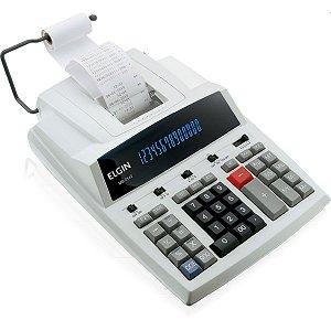 Calculadora De Impressão 14dig.Mb7142 Rel/Calen/Bivolt Elgin