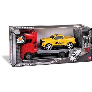 Caminhão Fury Truck Sortidos Orange Toys