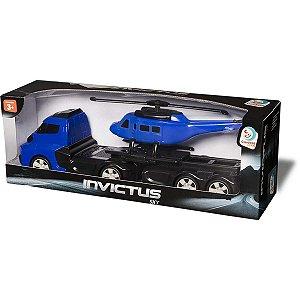 Caminhão Invictus Sky Cardoso Toys