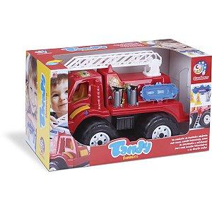 Caminhão Tandy Bombeiro Cardoso Toys