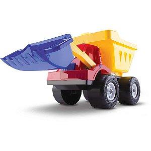 Caminhão Tandy Tractor Cardoso Toys