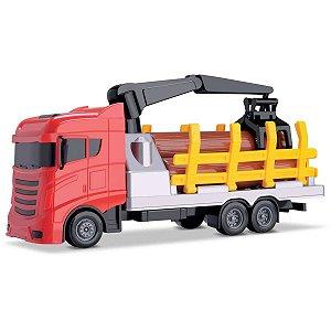 Caminhão Trans Tora Sortidos Orange Toys