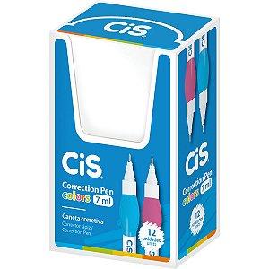 Caneta Corretiva Cis Correction Pen Colors 7ml Sertic