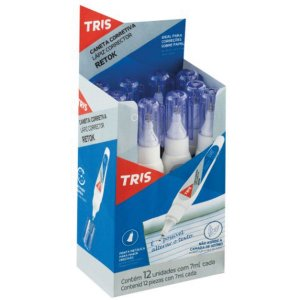 Caneta Corretiva Tris Retok 7ml Metal Summit