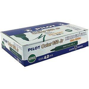 Caneta Hidrográfica Color 850l Junior Verde Pilot