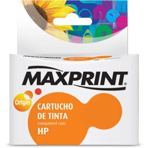 Cartucho Compatível Hp 92 Preto Maxprint