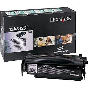 Cartucho De Toner Orig.Lexmark 12a8425 Preto T430 Lexmark