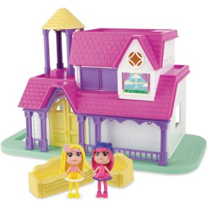 Casinha De Boneca Casinha Divertida Beauty Girls Homeplay