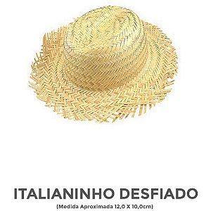 Chapéu Junino Italianinho Desfiado Infantil Klf Festas