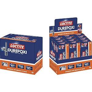 Cola De Alta Resistencia Durepoxi 100 Gramas Henkel