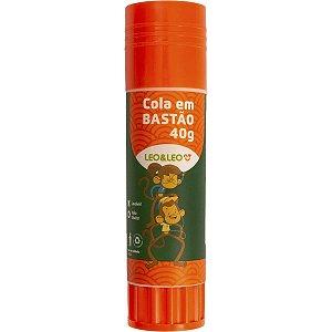 Cola Em Bastão Leoleo 40g Leonora