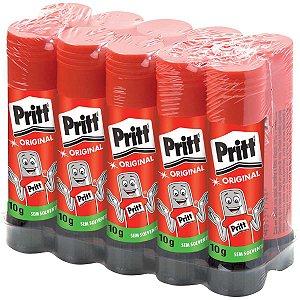 Cola Em Bastão Pritt 10 Gramas Henkel
