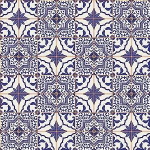 Contact Decorado 45cmx10m Azulejo Portugues Plastcover