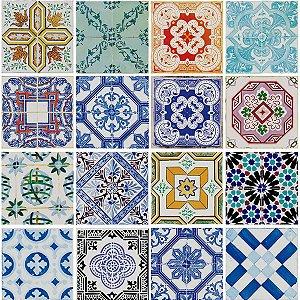 Contact Decorado 45cmx10m Azulejos Plastcover