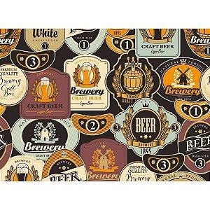 Contact Decorado 45cmx10m Craft Beer Plastcover