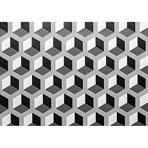 Contact Decorado 45cmx10m Geometrico Colmeia Plastcover