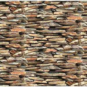Contact Decorado 45cmx10m Pedra Nature Plastcover