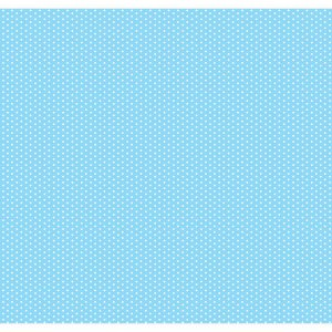 Contact Decorado 45cmx10m Poa Azul Bebe Plastcover