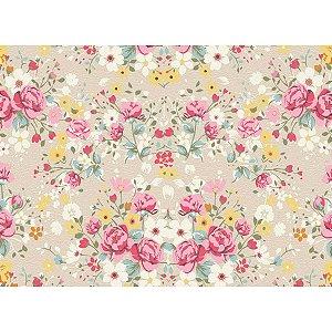 Contact Decorado 45cmx10m Primavera Romantic Plastcover