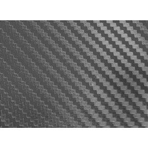 Contact Liso 45cmx10m Fibra Carbono Grafite Plastcover